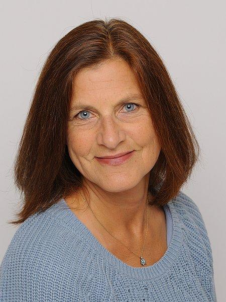 Pastorin Margrit Sierts